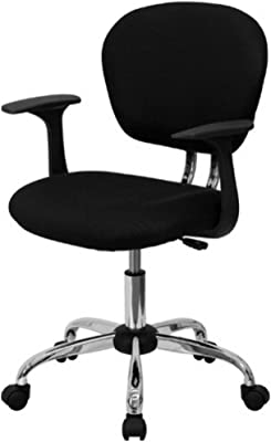 Surprising Amazon Com Ofm Essentials Collection Armless Leather Desk Alphanode Cool Chair Designs And Ideas Alphanodeonline