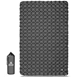 Best Sleeping Pads - Hikenture Ultralight Double Sleeping Pad for Camping, Portable Review