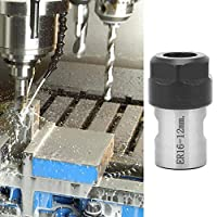 旋盤用高強度耐久性ER16チャックブロック、安定ER16コレットブロック(12mm)