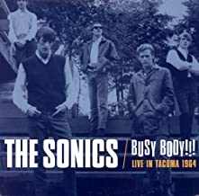 The Sonics - Busy Body!!! Live in Tacoma 1964