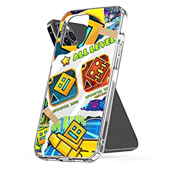 Phone Case Compatible with iPhone 6 7 X Xr 12 8 2020 11 Se Geometry 6s Dash Plus Collage Xs Pro Max Mini Combine Collage Photo Jumbo Media Mixed