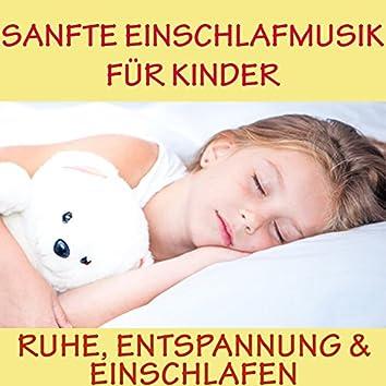 Sanfte Einschlafmusik für Kinder (Ruhe, Entspannung und Einschlafen)