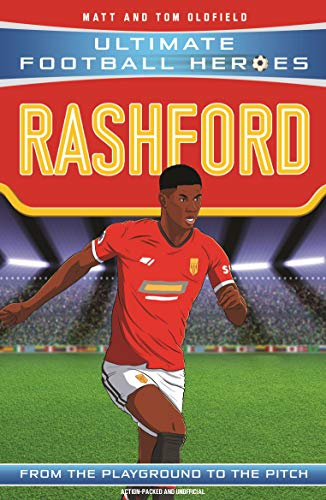 Rashford (Ultimate Football Heroes - the No.1 football series): Collect them all!