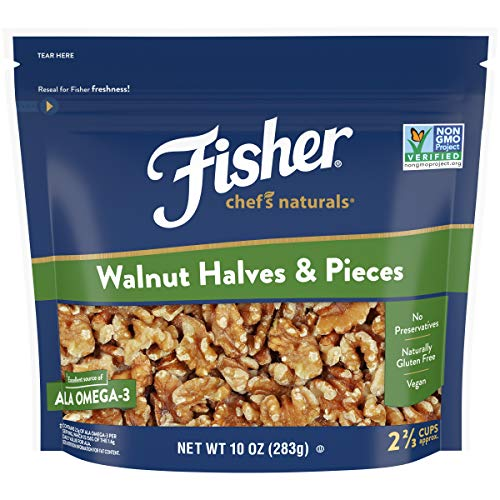 Fisher Nuts Chef