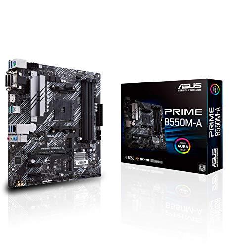 procesador y placa base fabricante Asus