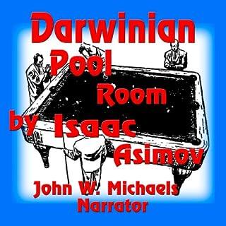 Darwinian Pool Room audiobook cover art