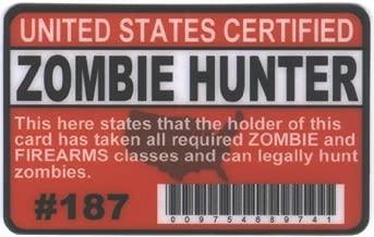 Best zombie hunter id Reviews