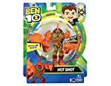 Ben 10 BEN39710 Figuras de acción-Hot Shot