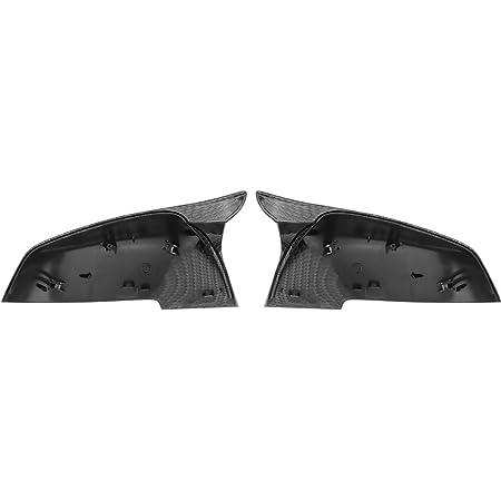 Hlyjoon Rückspiegelkappe 1 Paar Auto Rückspiegel Abdeckung Links Rechts Spiegelkappen Abdeckungen Für 1er F20 F21