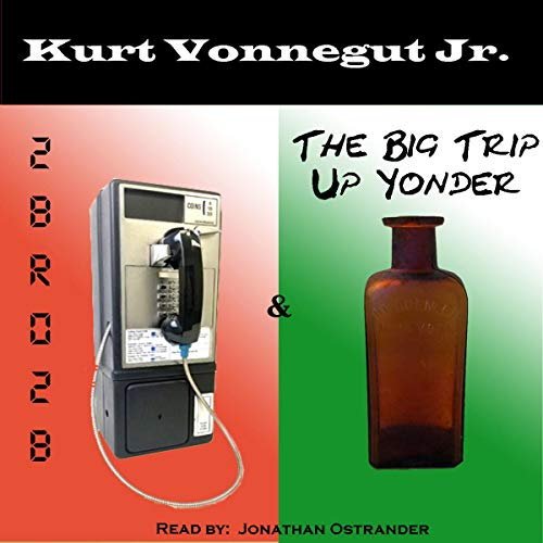 2 B R 0 2 B and the Big Trip Up Yonder cover art