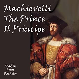The Prince: The Strategy of Machiavelli cover art