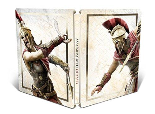 Assassin's Creed Odyssey - Steelbook - (exkl. bei Amazon.de) - [enthält kein Spiel]