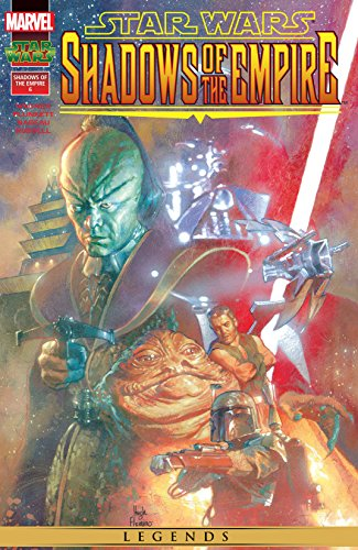 Star Wars: Shadows of the Empire (1996) #6 (of 6) (English Edition)