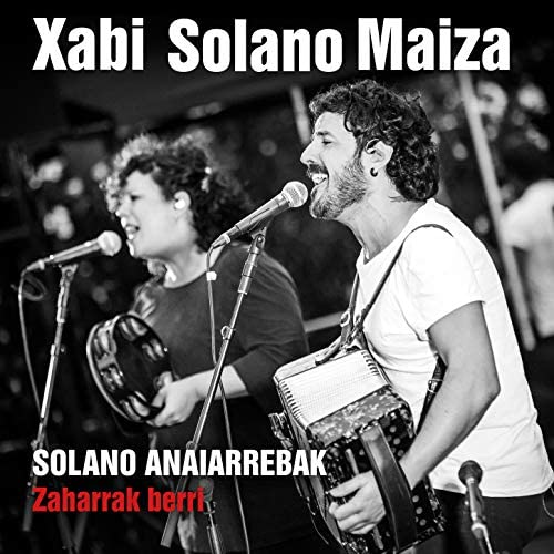 Xabi Solano Maiza feat. Kristina Solano