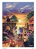 Tales From Earthsea Studio Ghibli Poster Art Print