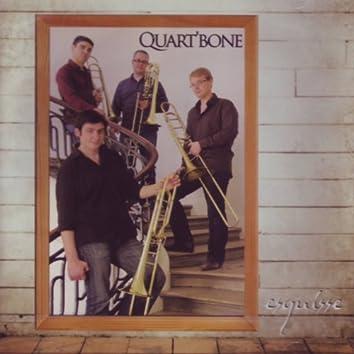 Quart'bone : Esquisse (Original Works for Trombone Quartet)