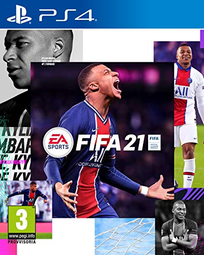PS4 - FIFA 21 - [PAL EU - NO NTSC]