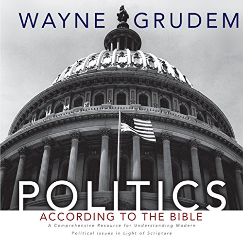 Politics - According to the Bible cover art