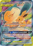 Eevee & Snorlax GX - sm169 - Full Art Rare - NM/M-100% Guaranteed Authentic