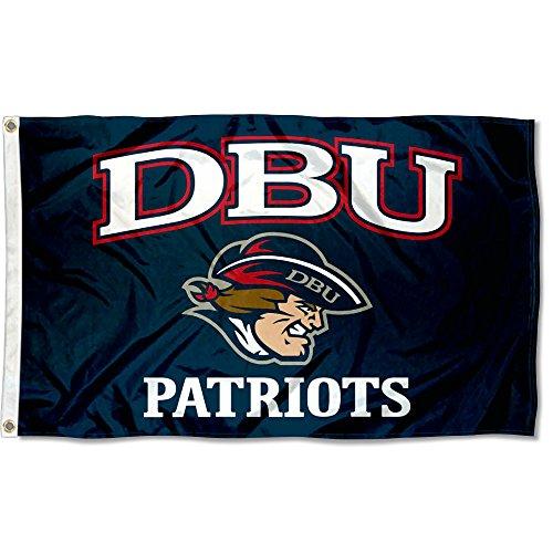 College Flags & Banners Co. Dallas Baptist Patriots DBU Logo Flag