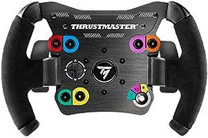 Thrustmaster TM Open Wheel, Aro de volante desmontable multiplataforma diseñado para el óptimo rendimiento en carreras...