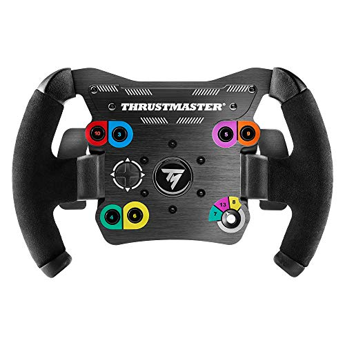 Thrustmaster TM Open Wheel AddOn (Lenkrad AddOn28 cm Veloursleder PS4 / PS3 / Xbox One / PC)