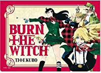 BURN THE WITCH バーン・ザ・ウィッチ クリアファイル JUMPSHOP 限定 グッズ