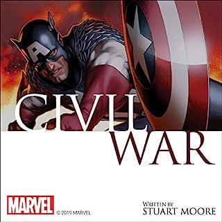 Civil War cover art