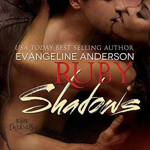 Ruby Shadows audiobook cover art