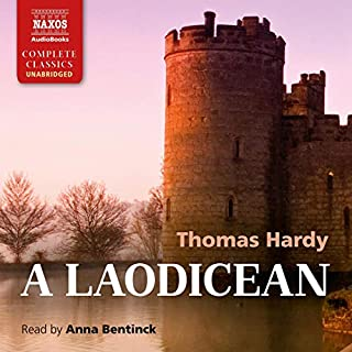 A Laodicean     A Story of To-day              By:                                                                                                                                 Thomas Hardy                               Narrated by:                                                                                                                                 Anna Bentinck                      Length: 17 hrs and 6 mins     Not rated yet     Overall 0.0