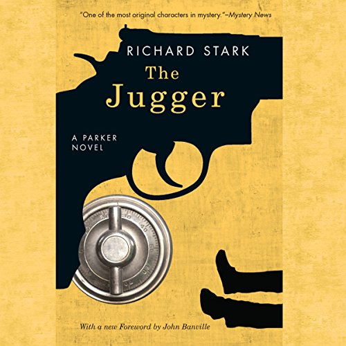 The Jugger audiobook cover art