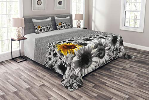10 best sunflowers bedding for 2020
