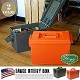 Large Utility Box 全2カラー オレンジ