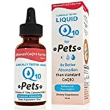 Stay-Well Pets Liquid CoQ10 For Pets, 30 ml