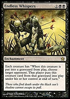 Magic: the Gathering - Endless Whispers - Fifth Dawn