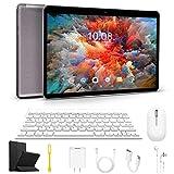 Tablette Tactile 10 Pouces IPS/HD - 3Go RAM 64Go ROM, 4G Double SIM Android 8.1 Quad...