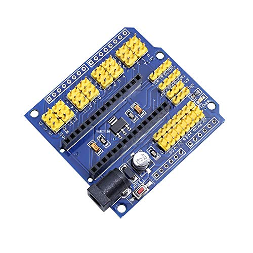 waves Arduino Nano 用 I/O拡張ボード 青