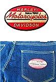 Harley Davidson Motorcycles testo da cucire su toppa distintivo