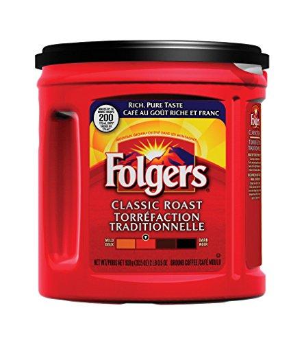 Folgers Classic Roast Coffee 920g