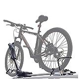 CARACHOME Porte-vélo pour galerie de Toit de Voiture Porte-vélo Vertical pour Le Montage Le Plus Rapide des Outils de vélo Les Plus Pratiques