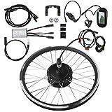 "VGEBY Electric Bike Conversion Kit 20""KT-LCD6 LCD Conversion Waterproof Electric Kit Bike Conversion"
