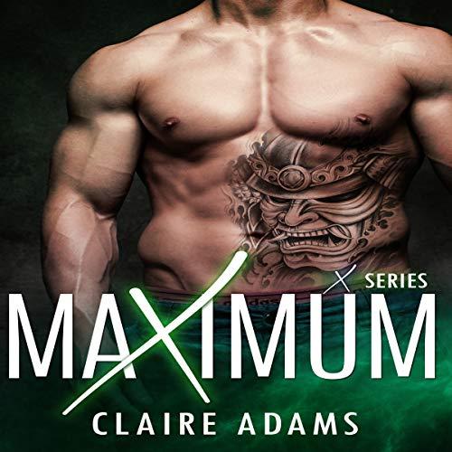Maximum audiobook cover art