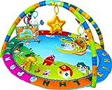 Inside Out Toys Happy Angel - Palestrina tappetino per neonato, con elementi musicali