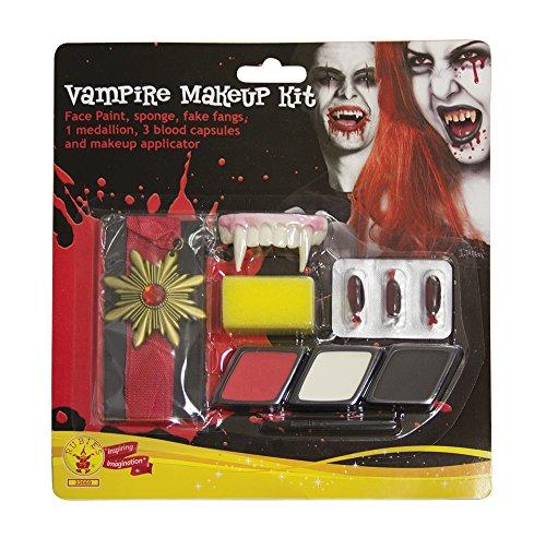 Rubies - Kit Maquillaje Vampiro, Talla única (33669)