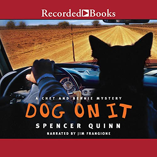 Dog on It Audiobook By Spencer Quinn cover art