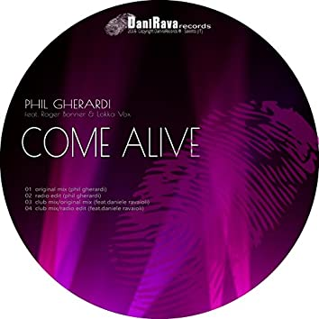 Come Alive (UpperSide Soul Project)