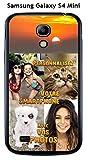 Coque personnalisee Samsung Galaxy S4 Mini - avec VOS photos.