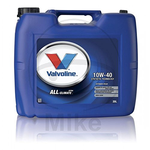 Motoröl 10W40 20 Liter Valvoline ALL CLIMATE extra