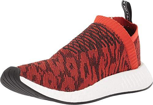 adidas Originals Men's NMD_CS2 PK Running Shoe, Future Harvest/Future Harvest/Black, 6 M US