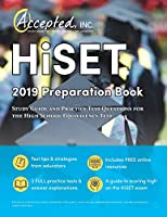 HISET 2019 Preparation Book: Study Guide and Practice Test Questions for the High School Equivalency Test